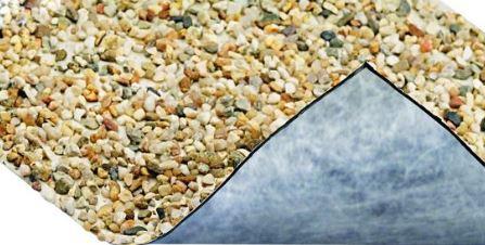 Pond pvc butyl sealeco greenseal for Ornamental pond liners